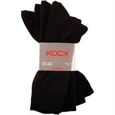 KOCK Socken, 4er Pack schwarz