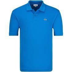LACOSTE Poloshirt blau