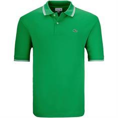 LACOSTE Poloshirt grün