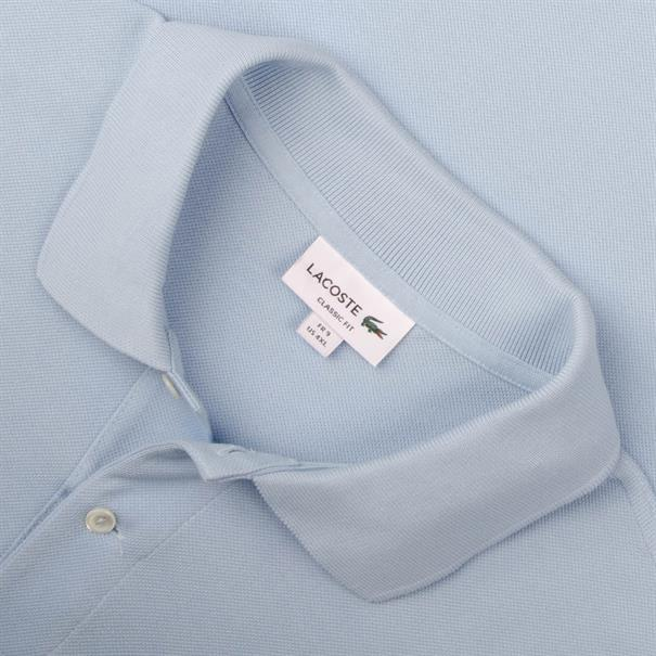 LACOSTE Poloshirt hellblau