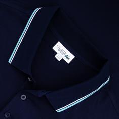 LACOSTE Poloshirt marine