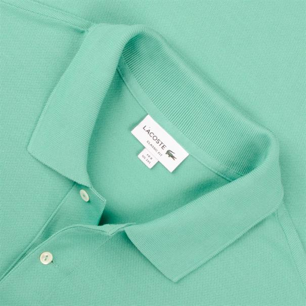 LACOSTE Poloshirt mint