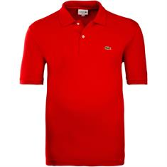 LACOSTE Poloshirt rot
