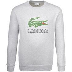 LACOSTE Sweatshirt grau-meliert