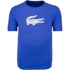 LACOSTE T-Shirt blau