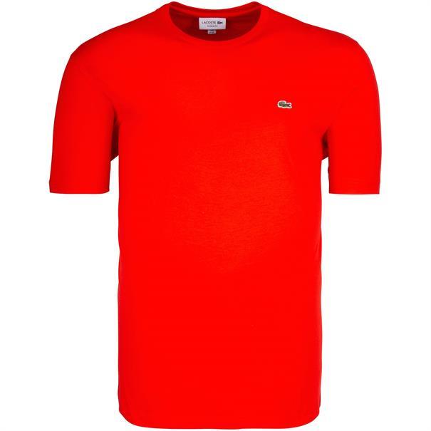 LACOSTE T-Shirt orange