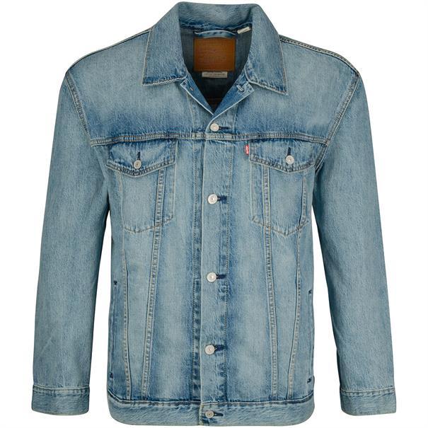 LEVI´S Jeansjacke blau