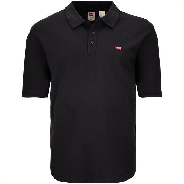 LEVI´S Poloshirt schwarz