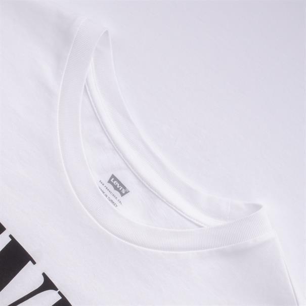 LEVI´S T-Shirt schwarz-weiß