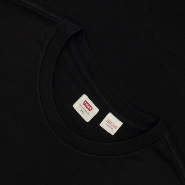 LEVI´S T-Shirt schwarz