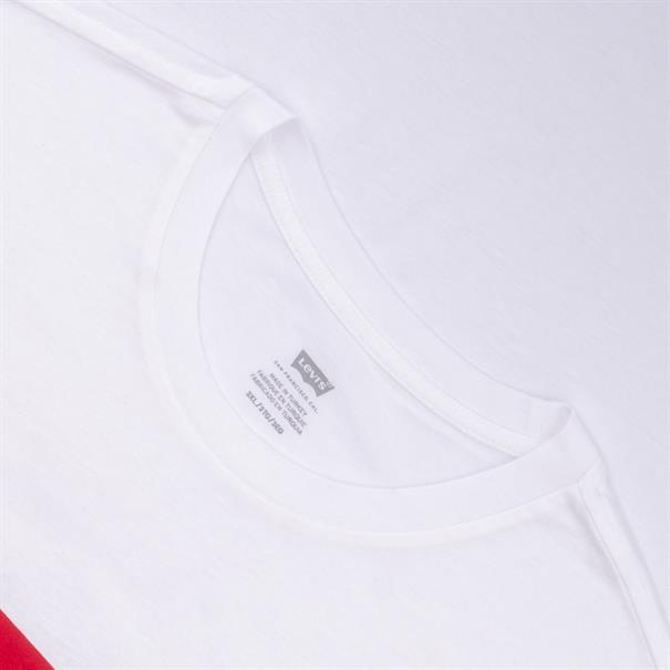 LEVI'S T-Shirt weiß