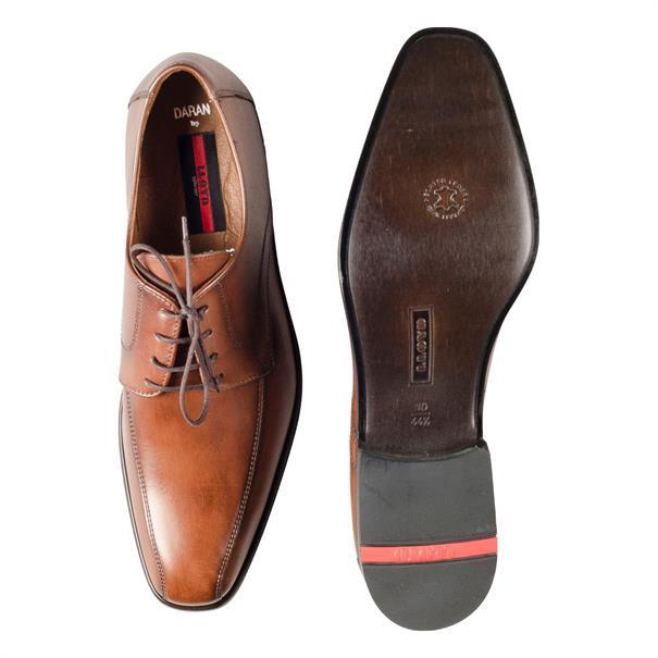 LLOYD Schuhe cognac