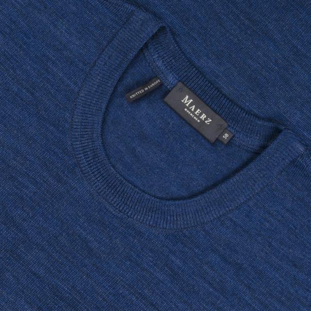 MAERZ Pullover Gr. 58 - 60 blau