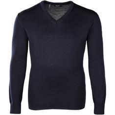 MAERZ V-Pullover ab Gr. 62 dunkelblau