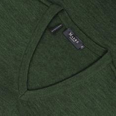 MAERZ V-Pullover ab Gr. 62 dunkelgrün
