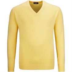 MAERZ V-Pullover Gr. 58 - 60 gelb