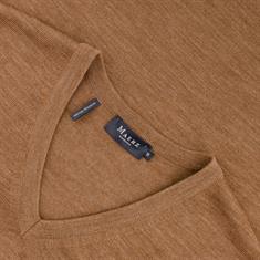 MAERZ V-Pullover Gr. 58 - 60 hellbraun