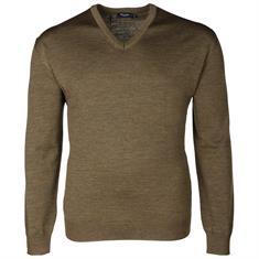 MAERZ V-Pullover Gr. 58 - 60 ocker