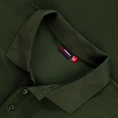 MAIER SPORTS Poloshirt dunkelgrün