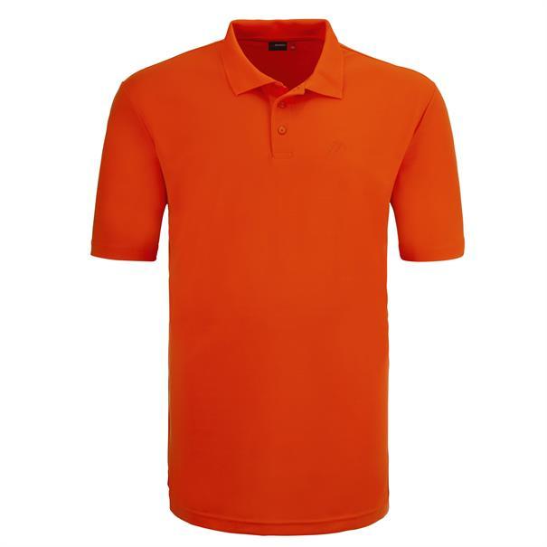 MAIER SPORTS Poloshirt orange