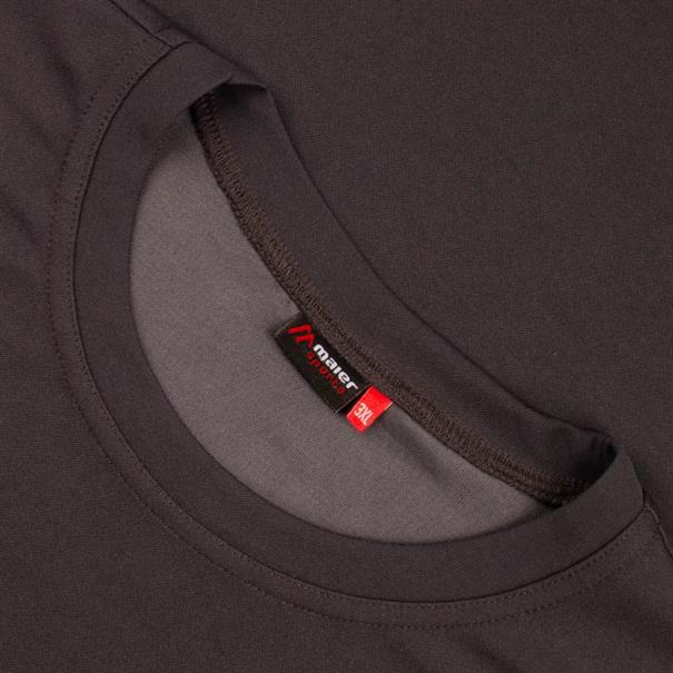 MAIER SPORTS T-shirt anthrazit