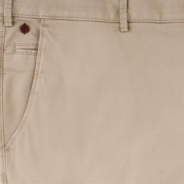 MEYER Baumwollhose beige