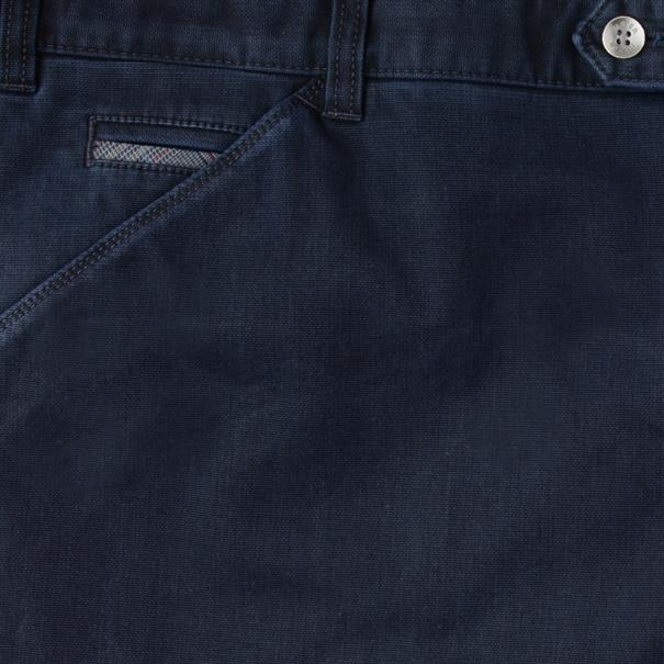 MEYER Baumwollhose dunkelblau