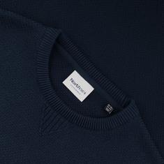 NORTH Pullover dunkelblau