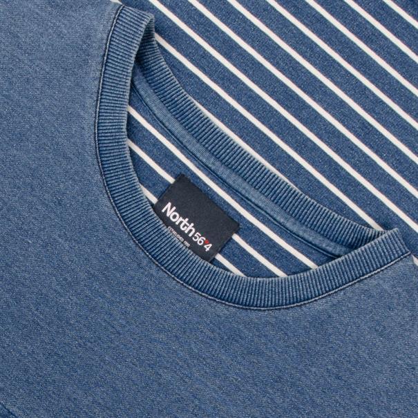NORTH Sweatshirt blau