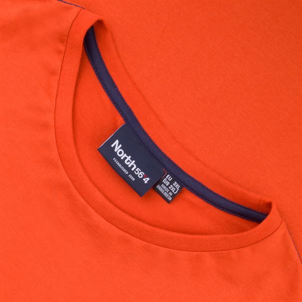 NORTH T-Shirt orange