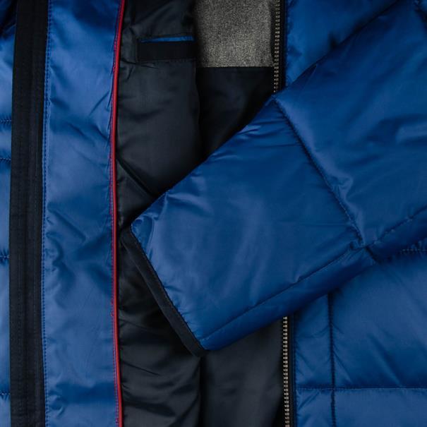 NORTHMILE Steppjacke blau