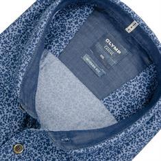 OLYMP Casual Hemd - Modern fit blau