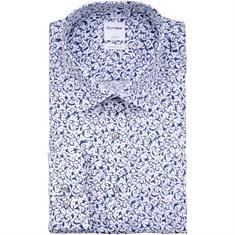 OLYMP Cityhemd blau