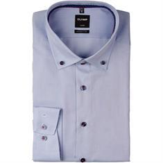 OLYMP Cityhemd - EXTRA langer Arm blau