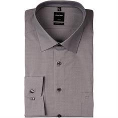 OLYMP Cityhemd - Modern fit grau