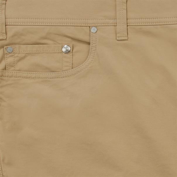 PIERRE CARDIN Baumwollhose beige