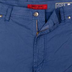 PIERRE CARDIN Baumwollhose blau