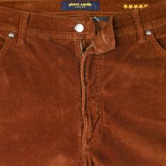 PIERRE CARDIN Cordjeans orange