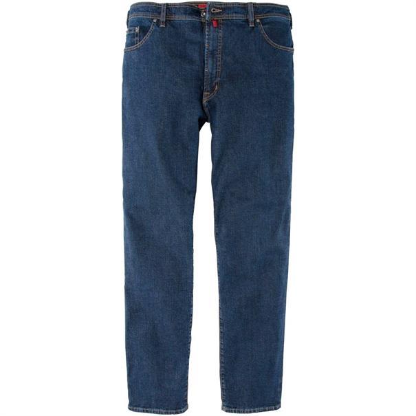 Pierre Cardin Five-Pocket-Jeans blau