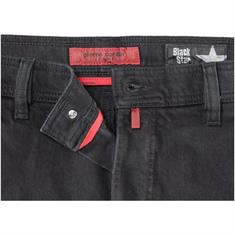 Pierre Cardin Five-Pocket Jeans schwarz