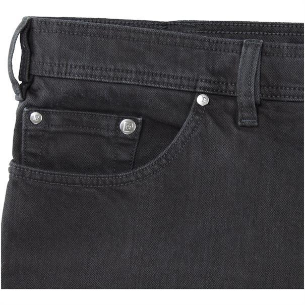 Pierre Cardin Five-Pocket Jeans schwarz