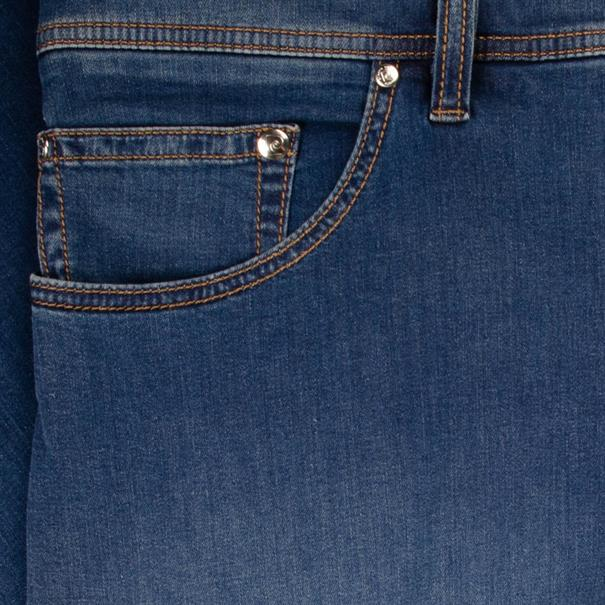 PIERRE CARDIN Jeans dunkelblau