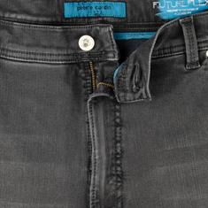 PIERRE CARDIN Jeans grau-meliert
