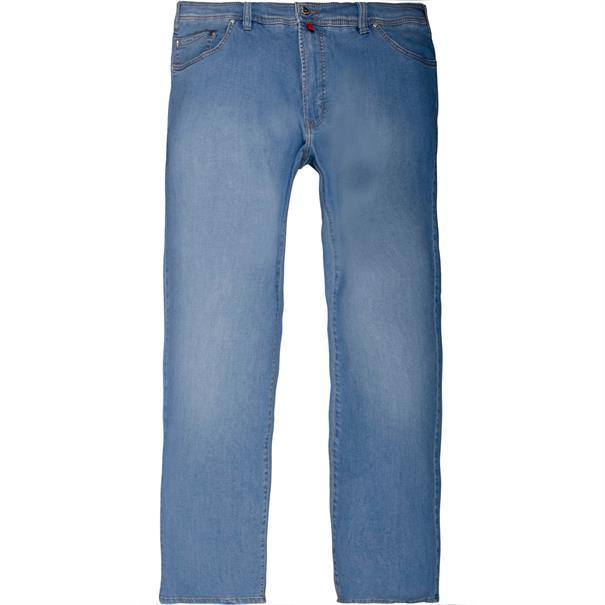 PIERRE CARDIN Jeans hellblau