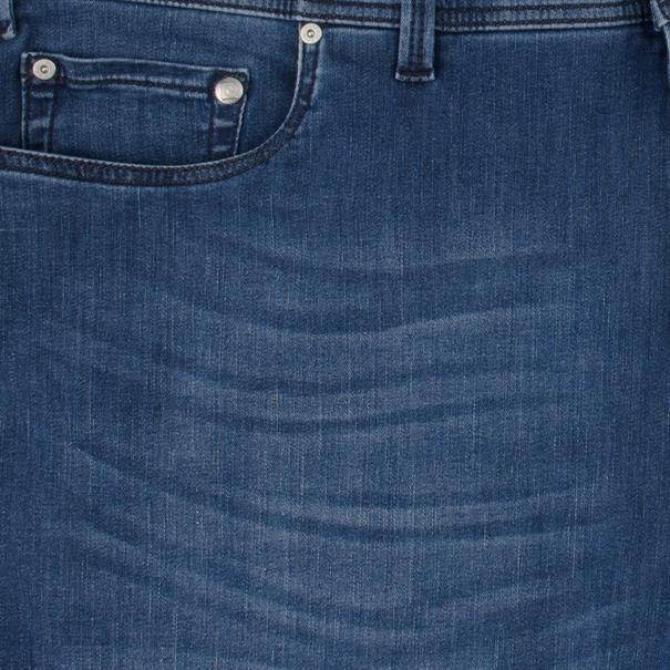 PIERRE CARDIN Jeans mittelblau