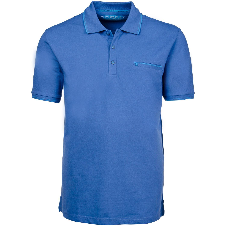 low priced ca021 48c35 PIERRE CARDIN Poloshirt blau