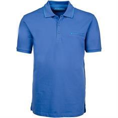 PIERRE CARDIN Poloshirt blau