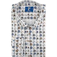 R2 Freizeithemd weiß