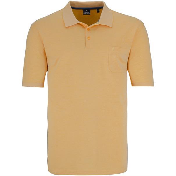 RAGMAN Poloshirt gelb
