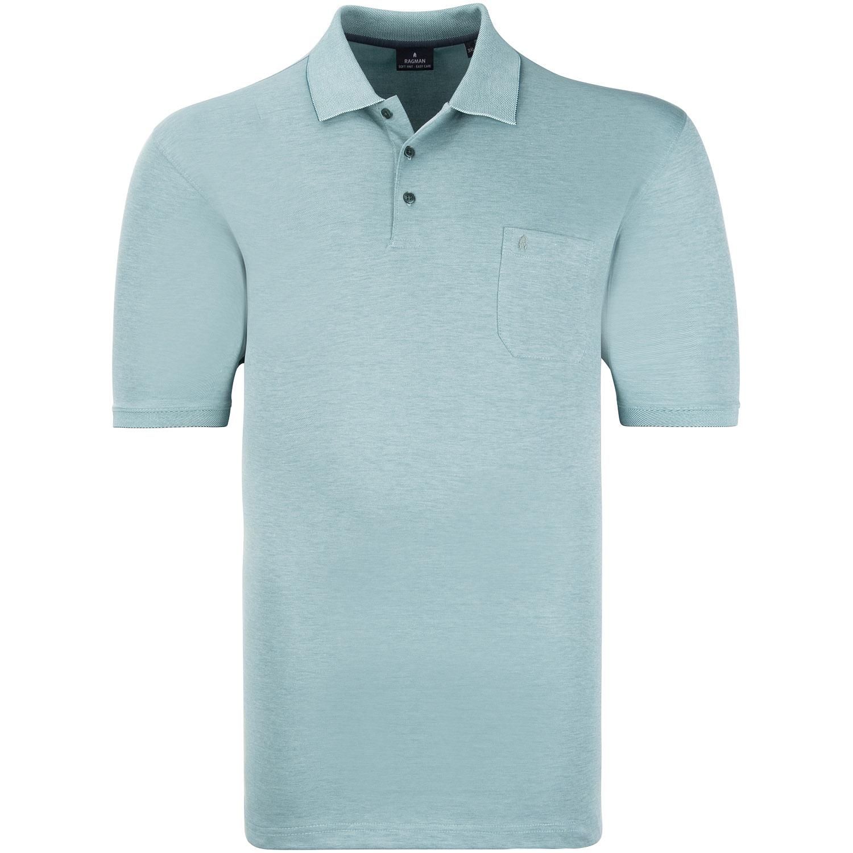 buy online ac4ff 9b157 RAGMAN Poloshirt grün